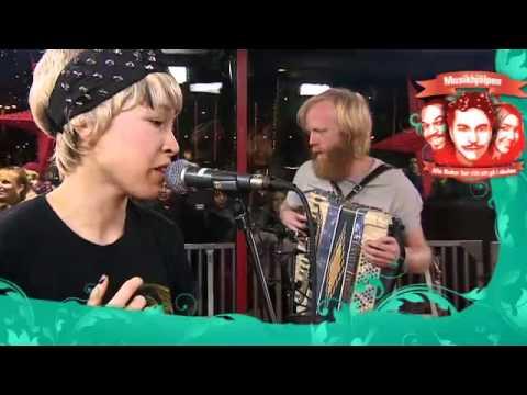 Little Dragon  Ritual Union  Musikhjälpen 2011