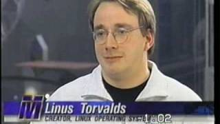 Interview with Linus Torvalds