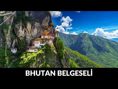 Masal Gibi Bir Ülke Bhutan 1. Bölüm