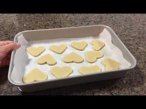 Eggless Sugar Cookies | Easy Recipe