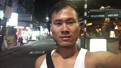ASIAN GAY MAN TRAVEL VLOG: BALI NIGHTLIFE WITH NIGHT BARS IN KUTA  AREA