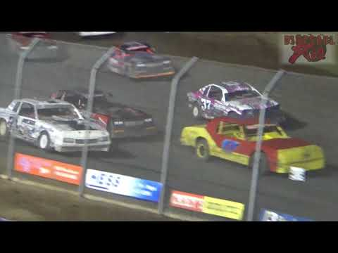 RPM Speedway 2017 Fall Nationals: 10-8-17 Stock Car A Feature