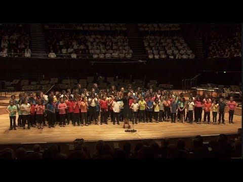 Grand concert du festival école en chœur : Philharmonie de Paris