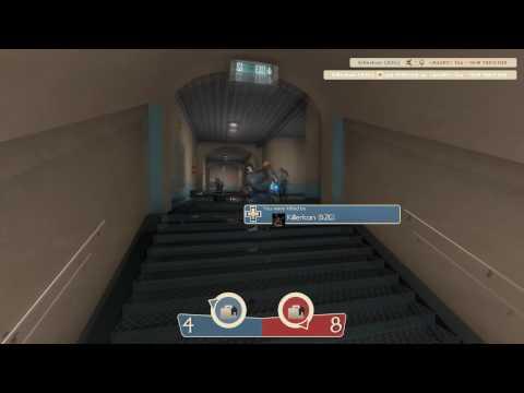 TF2 - Taunt Kill Win + Sticky Jump Fail