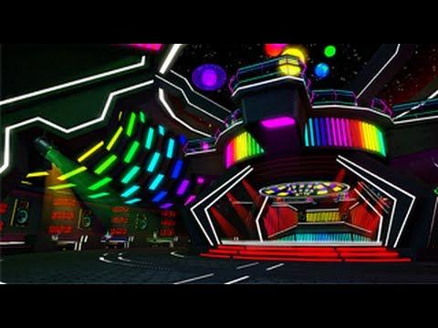PlayStation Home Music: Club Luminosity.