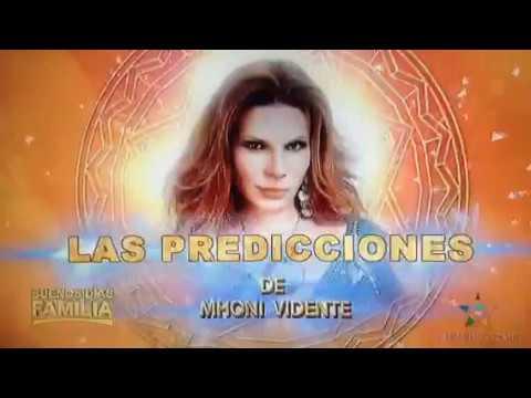Mhonividente en Buenos dias Familia 3/23/2017 Predicciones Nuevas