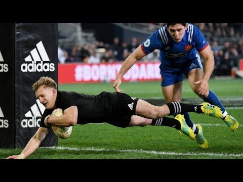 All Blacks vs France 3rd Test 2018 2nd Half