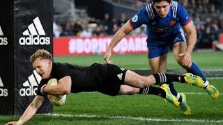All Blacks vs France 3rd Test 2018 2nd Half