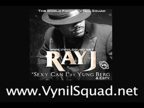 Ray j sexy can i album