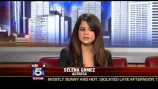Star Selena Gomez on Good Day Atlanta (Talks about Monte Carlo Movie) July 1, 2011
