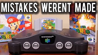 Did Nintendo really forget to Optimize Super Mario 64 ? | MVG