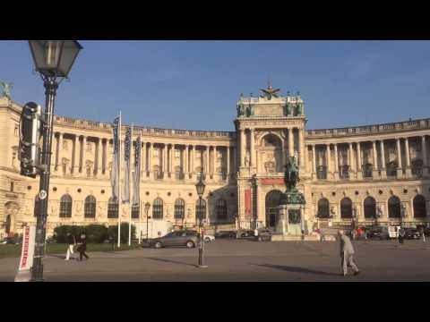 Vienna, Austria, Heldenplatz