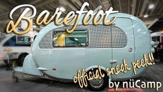 Official Barefoot Teaser! The Euro-style Camper by nuCamp
