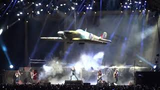Iron Maiden Intro Aces High Live Porto Alegre HD.mp3