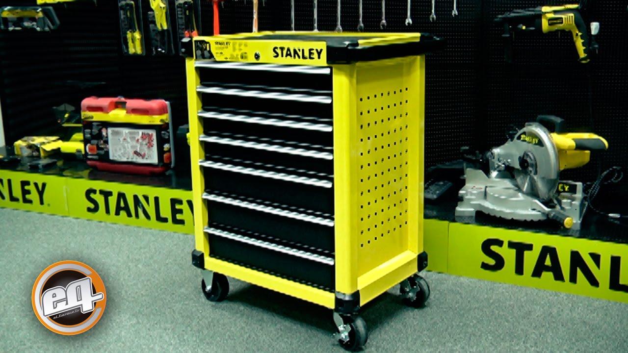 Stanley carro para herramientas stst4305 840 youtube - Carros para herramientas ...