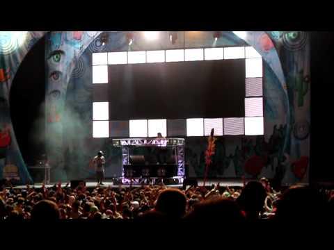 Rusko - ID Festival 2011 - Bristow, VA (HD)
