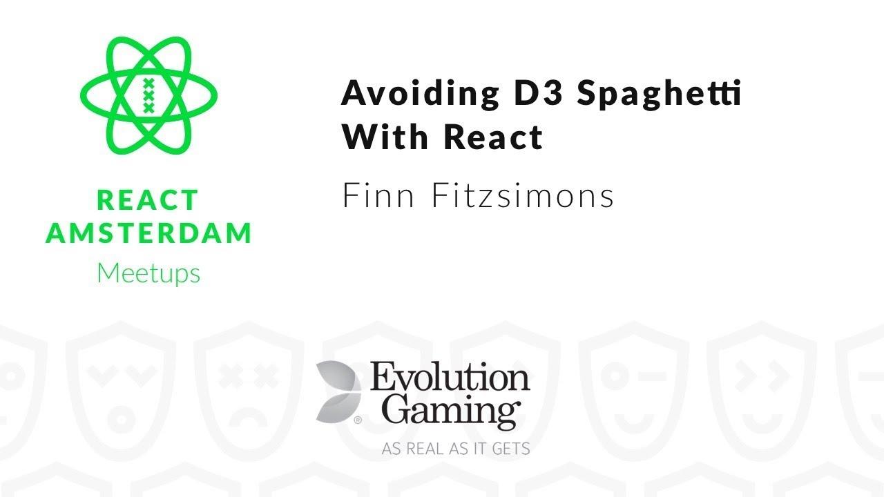 Avoiding D3 Spaghetti With React – Finn Fitzsimons