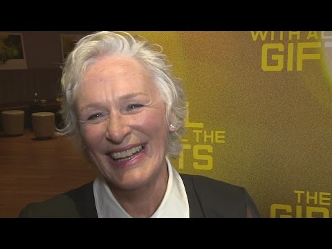 The Girl With All The Gifts premiere: Glenn Close talks zombies and Guardians Of The Galaxy 2