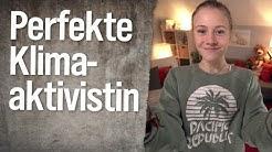 Die perfekte Klimaaktivistin | extra 3 | NDR