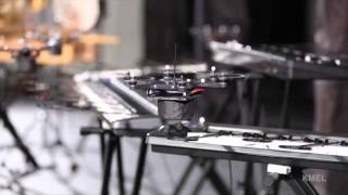 Flying Robots Create Music In All-Drone Symphony