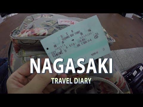 일본 나가사키 여행 VLOG // 201710 nagasaki japan travel diary