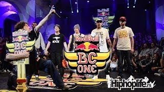 Red Bull BC One Serbia Cypher (2014) FINALs | PADRE vs BOXER