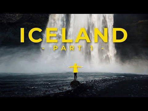 Chasing Waterfalls in Iceland! // 10-Day Ring Road Trip ~ PART #1 Vlog