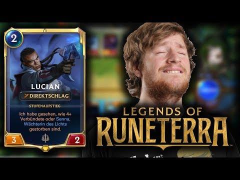LEGENDS of RUNETERRA Guide | Riot Card Game Gameplay [Deutsch]