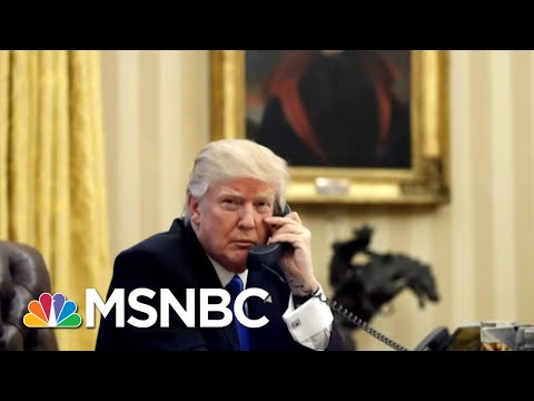 President Donald Trump Seizes On 'Spygate' To Discredit Russia Investigation | The 11th Hour | MSNBC