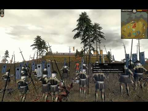 Shogun 2: Total War - Outnumbered #1 |
