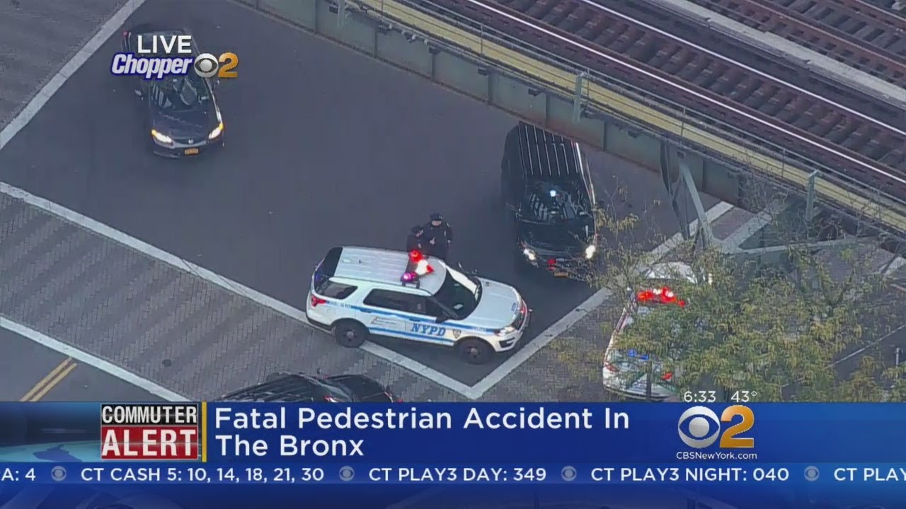 Fatal Pedestrian Accident In The Bronx