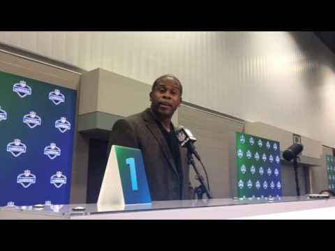 Vance Joseph talks about brother Mickey