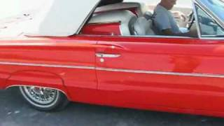1966 Ford Thunderbird Roadster Convertible CLASSIC