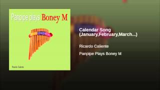Calendar Song (January,February,March...)