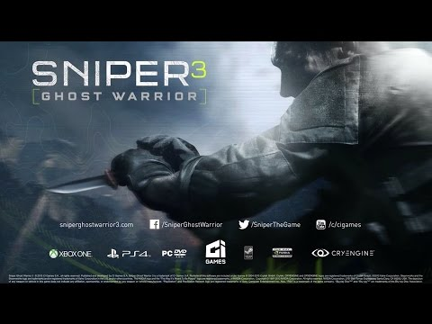 Sniper: Ghost Warrior 3 - Developer Commentary Gameplay (Official)