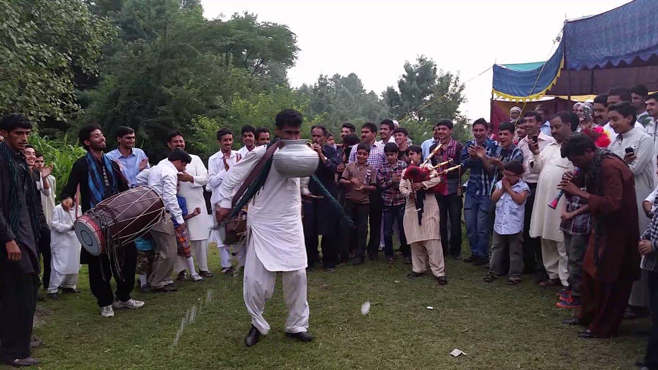 azad kashmir wedding dhol baja pakistani beat youtube
