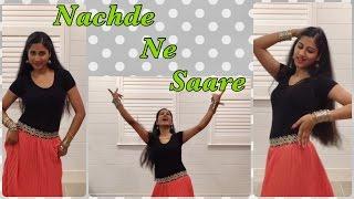 Dance - Nachde Ne Saare | Baar Baar Dekho | DubsmashPanti | #FilmySneha
