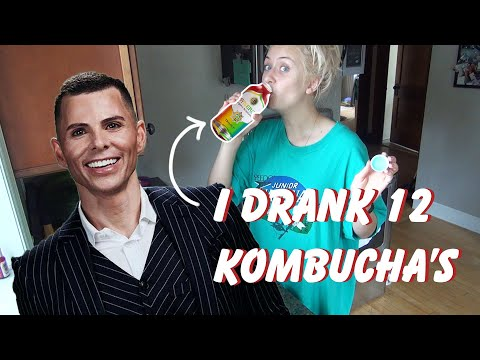 Following GT DAVES (THE KOMBUCHA KING'S) Daily Routine