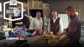 Growing A Sewing Business - #SmallBizProud | Capital One