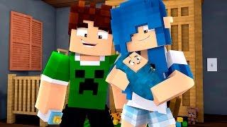 Minecraft Família : VAMOS TER UM BEBÊ ?