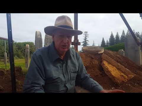 INTERVIEW WITH HERITAGE MANAGER - Norfolk Island
