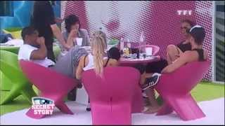 Secret Story 4 : Quotidienne 32 du 10 Août 2010