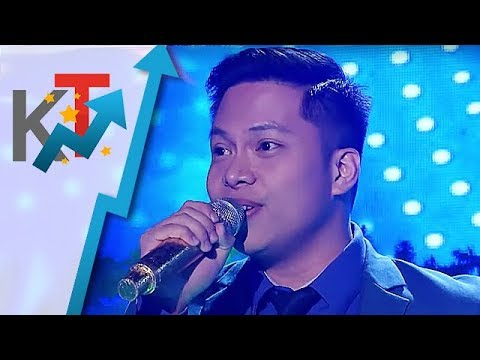 TNT Celebrity Grand Champion finalist Brenan Espartinez sings 'One Day In Your Life'