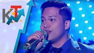 Download TNT Celebrity Grand Champion finalist Brenan Espartinez sings 'One Day In Your Life'
