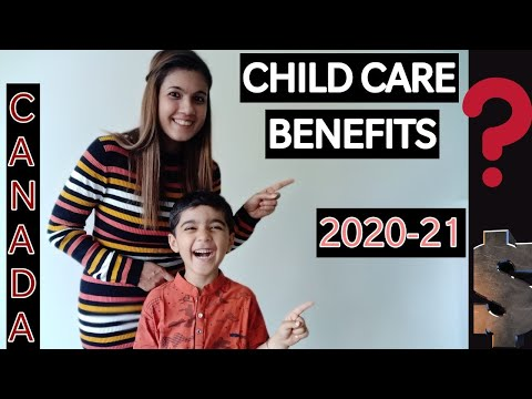 CHILD CARE BENEFITS EXPLAINED IN HINDI | HOW TO APPLY FOR CANADA CCB? | IMPORTANT LINKS & DETAILS