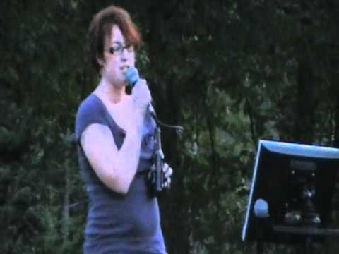 KARAOKE AT THE LARKINS IN NORTHFIELD VT ~  9/11/2010