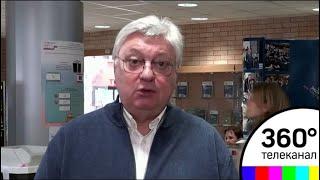 Ректор МГИМО Анатолий Коркунов проголосовал в Одинцовском филиале