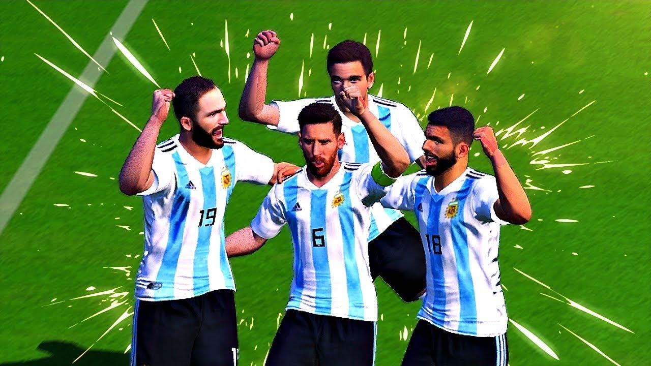 Argentina X Croacia Fifa World Cup    Dnk