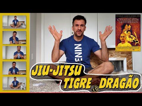 Jiu Jitsu é Arte, não se prenda apenas ao que é eficiente.