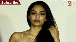 Sobhita Dhulipala Hot at Qatl-E-Aam Video Song Launch  Raman Raghav 2.0 | Bolly2box